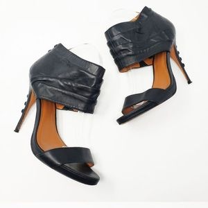 Elizabeth & James Janet button stiletto heels